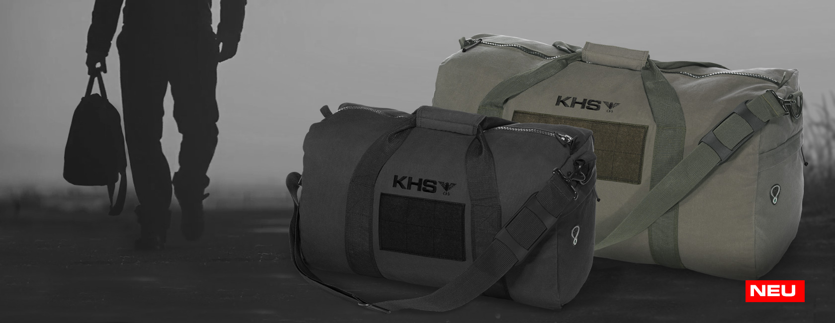 KHS Duffle Bag